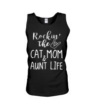 Cat Mom Limited Edition Unisex Tank thumbnail