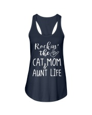 Cat Mom Limited Edition Ladies Flowy Tank thumbnail
