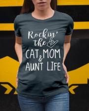 Cat Mom Limited Edition Ladies T-Shirt apparel-ladies-t-shirt-lifestyle-04