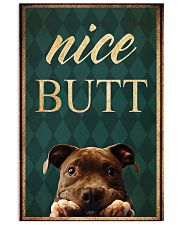 Pitbull Nice Butt  11x17 Poster front