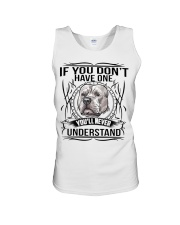 if You Don't Have Pitbull Unisex Tank thumbnail