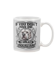 if You Don't Have Pitbull Mug thumbnail