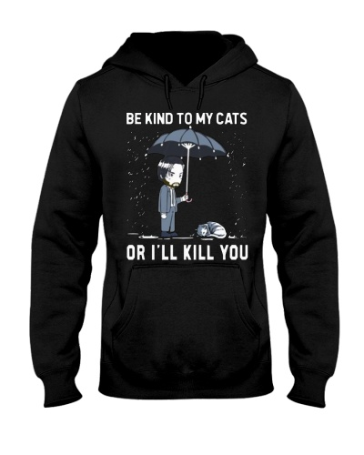 Be Kind To My Cats