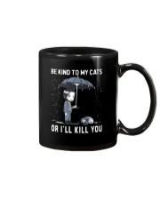 Be Kind To My Cats Mug thumbnail