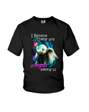 Elephant Are Angels Youth T-Shirt thumbnail