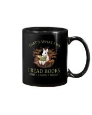 RABBIT - I READ BOOKS  Mug thumbnail
