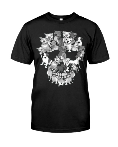Pitbull Skull Limited Edition