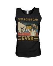 Boxer Dad Best Ever Unisex Tank thumbnail