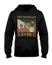 Boxer Dad Best Ever Hooded Sweatshirt thumbnail