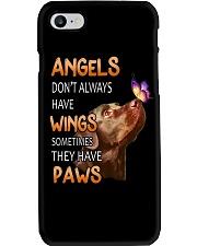 Labrador angels Phone Case thumbnail