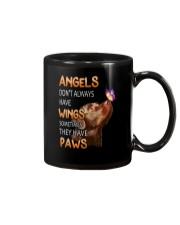 Labrador angels Mug thumbnail