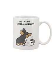 My Corgi and Coffee Mug thumbnail
