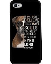 Boxer Believe Phone Case thumbnail