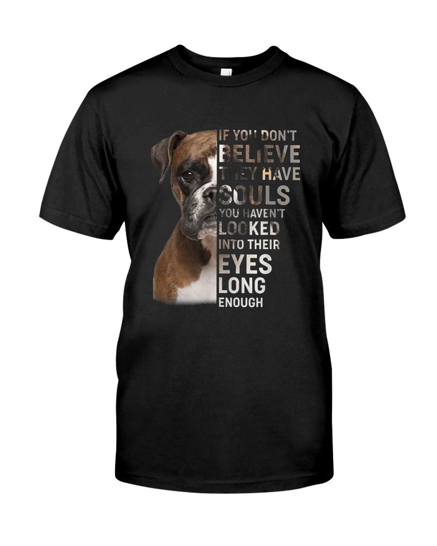 Boxer Believe Classic T-Shirt