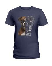 Boxer Believe Ladies T-Shirt thumbnail