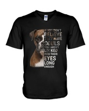 Boxer Believe V-Neck T-Shirt thumbnail