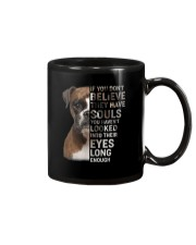 Boxer Believe Mug thumbnail