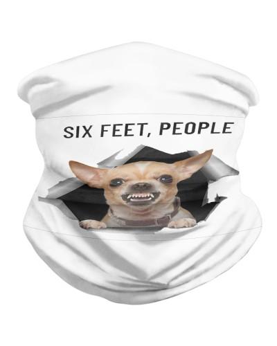 Chihaha Six feet People