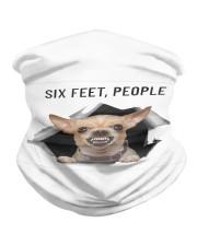 Chihaha Six feet People  Neck Gaiter thumbnail