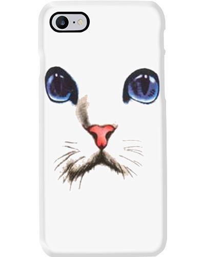 White Cats Eyes