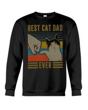 Cat Dad Crewneck Sweatshirt thumbnail
