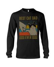 Cat Dad Long Sleeve Tee thumbnail