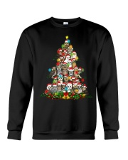 OWLS CHRISTMAS Crewneck Sweatshirt tile