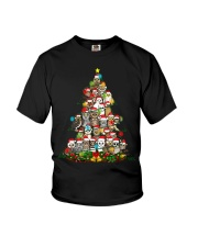 OWLS CHRISTMAS Youth T-Shirt thumbnail