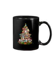 OWLS CHRISTMAS Mug tile