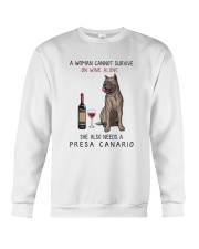 Woman Need Persa Canario Crewneck Sweatshirt thumbnail