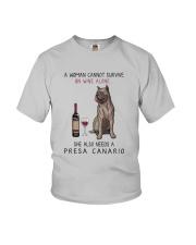 Woman Need Persa Canario Youth T-Shirt thumbnail