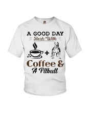 A Good Day Starts With Pitbull and Coffee Youth