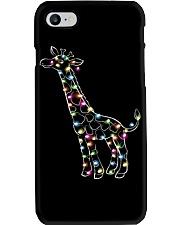 Giraffe Color Light Phone Case thumbnail