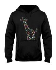 Giraffe Color Light Hooded Sweatshirt thumbnail