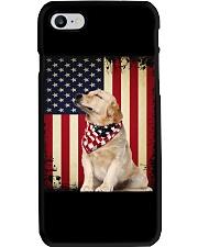 Golden Retriever Flag Phone Case thumbnail