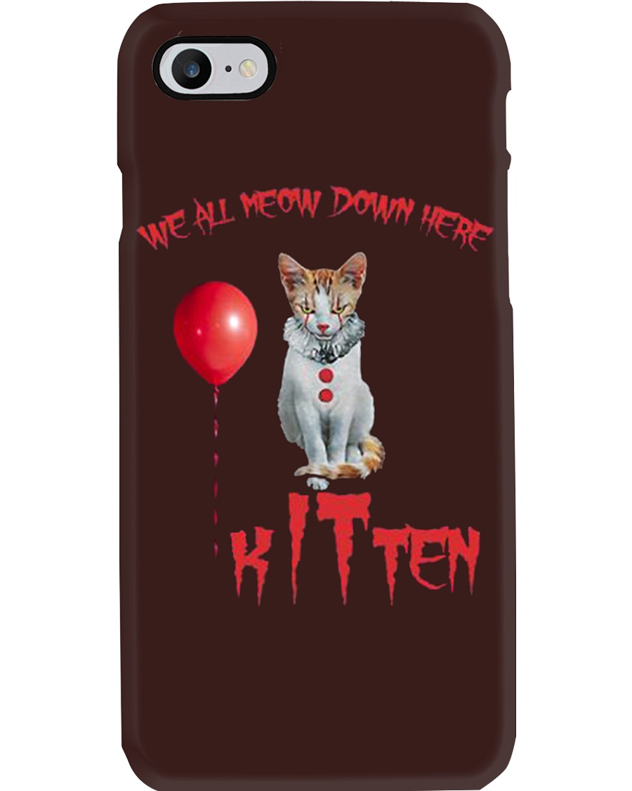 Cat Halloween Kitten Phone Case