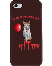 Cat Halloween Kitten Phone Case thumbnail