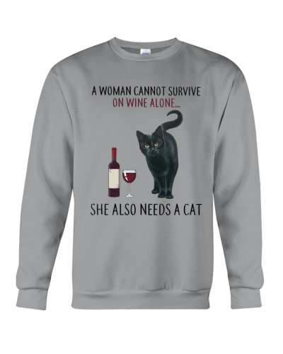 Woman Need Cats