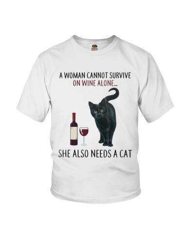 Woman Need Cats