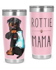 Rottweiler Mama 20oz Tumbler front