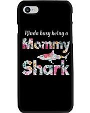 Mommy Shark  Phone Case thumbnail