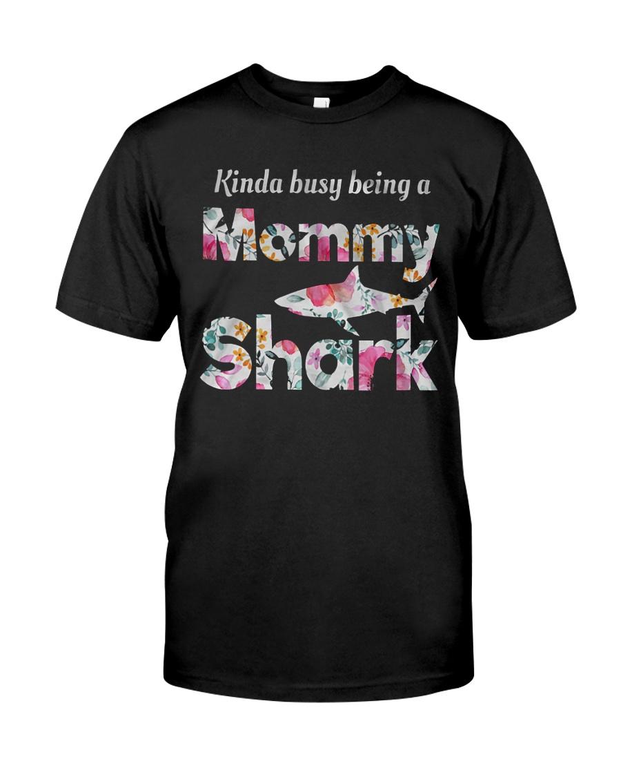 Mommy Shark  Classic T-Shirt