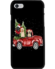 Labrador Christmas Car Phone Case thumbnail