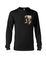 Elephant Pocket  Long Sleeve Tee thumbnail