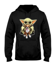 Boxer Baby Hooded Sweatshirt thumbnail