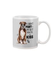 Boxer Fart Kiss Mug thumbnail