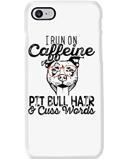 Pitbull and Caffeine Phone Case thumbnail