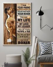Boxer Partner 11x17 Poster lifestyle-poster-1
