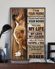 Boxer Partner 11x17 Poster lifestyle-poster-2