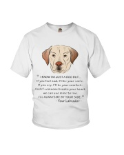 From Your Labrador Youth T-Shirt thumbnail